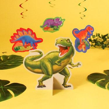 Dinosaur Fest Dekorationer