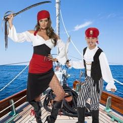 Pirat Sørøver Udklædning