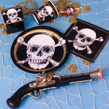 Pirat og Sørøver Temaer