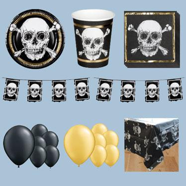 Pirat og Sørøver Festpakker