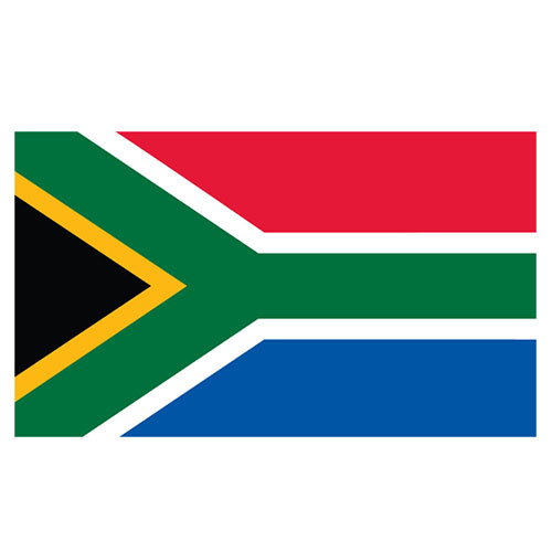 South Africa Flag 5 x 3 ft