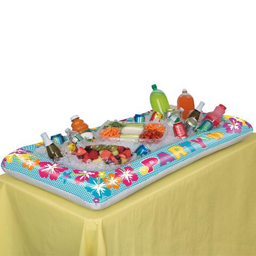 Summer Fun Inflatable Buffet Cooler 132cm
