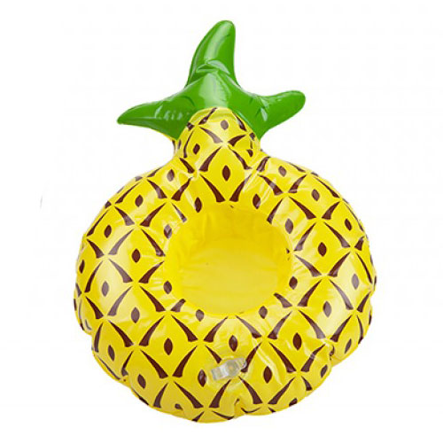 Pineapple Inflatable Drink Holder 26cm