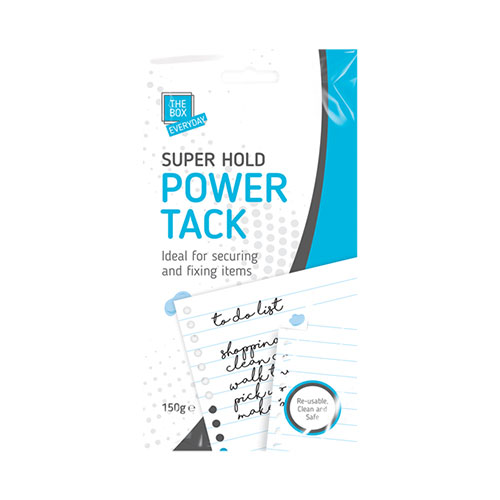 Blue Reusable Sticky Power Tack 150g