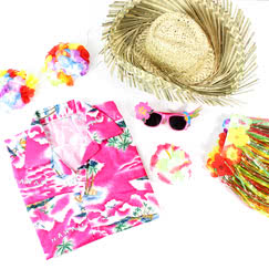 Hawaii Strandfest Udklædning