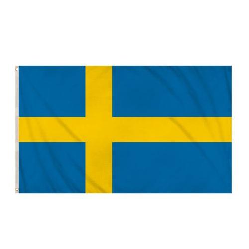 Sweden Flag 5 x 3 ft