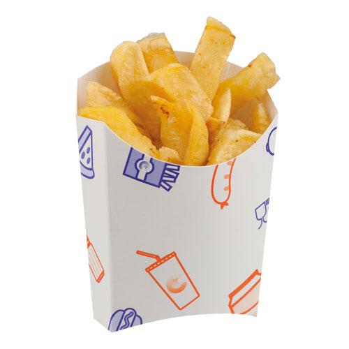 Snack Pommes Frites Bæger - Single