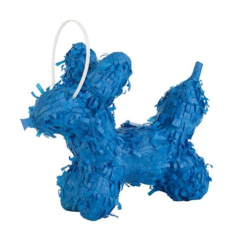 Balloon Dog Mini Pinata Decoration 17cm