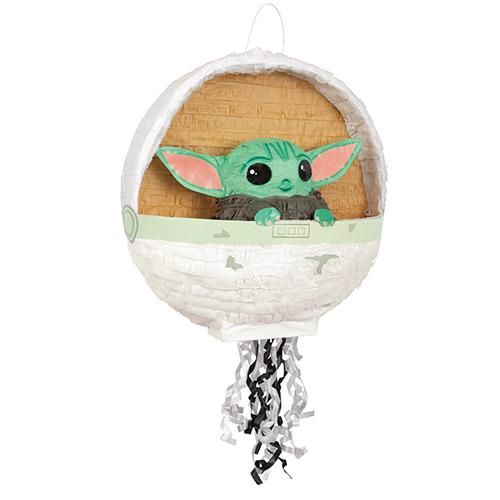 Star Wars The Child 3D Pull String Pinata