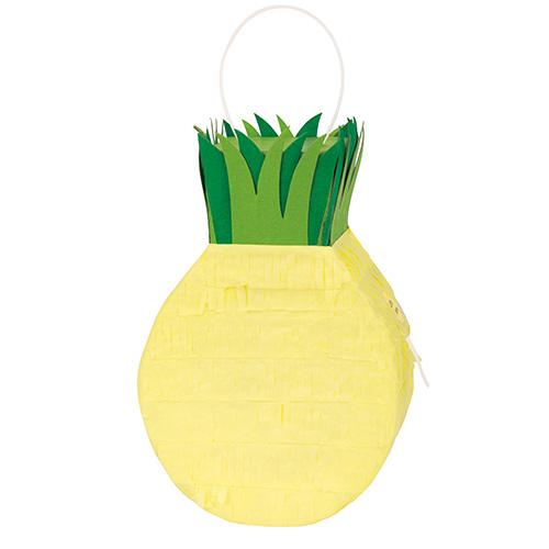 Pineapple Mini Pinata Decoration 22cm