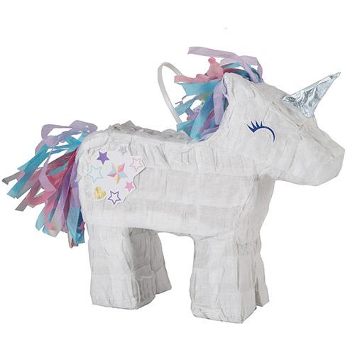 Unicorn Mini Pinata Decoration 17cm