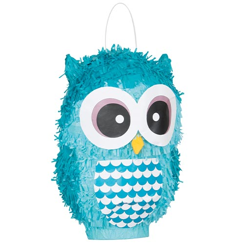 Owl 3D Standard Pinata